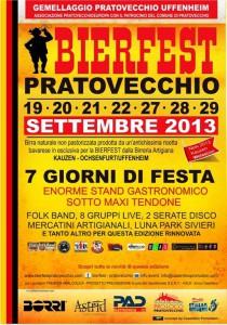 Bierfest Plakat 2013