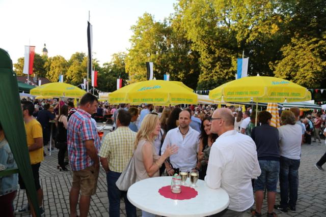 30. Weinfest Uffenheim 2016 - 16 von 21