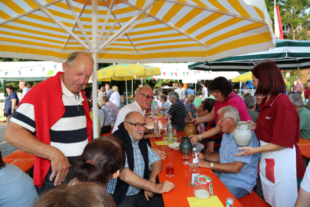 30. Weinfest Uffenheim 2016 - 7 von 21