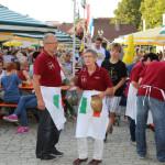 30. Weinfest Uffenheim 2016 - 9 von 21